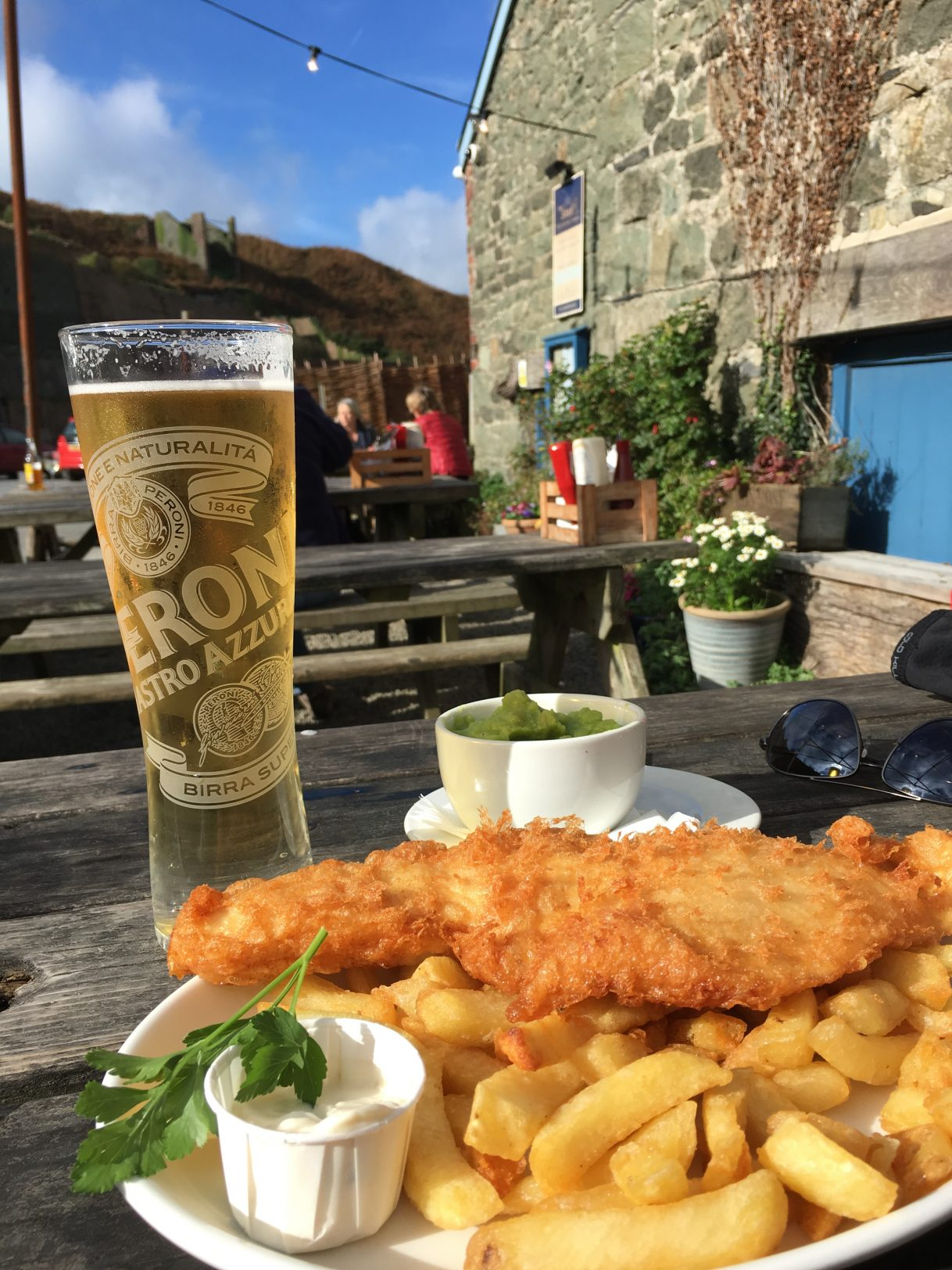 Fish and Chips Pembrokeshire